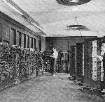 1940s: Electronic computers developed